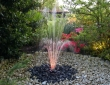 Photos de jardin avec jet d'eau